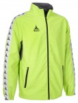 SELECT Ultimate Bluza Trening.lime ZIP S limonka