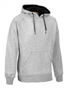 SELECT Bluza WILLIAM Hoody grey L szara